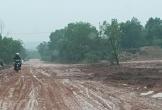Quảng Bình: Nhà máy gỗ dăm 'lậu' băm nát đường liên xã