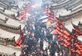 Trung Quốc thu về hơn 75 tỷ USD nhờ du lịch trong Tết Kỷ Hợi