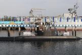 Iran biên chế tàu ngầm nội địa mang tên lửa hành trình đầu tiên