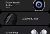 Samsung sẽ ra ba thiết bị đeo thông minh cùng Galaxy S10