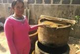 Lệ Thủy (Quảng Bình): Hàng nghìn người dân đang phải dùng nước nhiễm phèn, nhiễm mặn