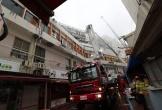 Cháy lớn ở cơ sở xông hơi làm 2 người thiệt mạng, 20 người bị thương