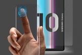 Vân tay siêu âm sẽ là 'vũ khí' bảo mật mới trên Galaxy S10