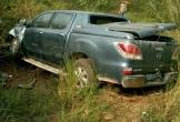 Liên tiếp tai nạn do xe nổ lốp trên cao tốc Nội Bài - Lào Cai