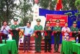 BĐBP Quảng Bình khánh thành Nhà bia tưởng niệm các Anh hùng liệt sỹ