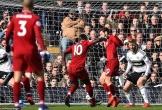 Thắng nhọc Fulham 2-1, Liverpool tái chiếm ngôi đầu của Man City