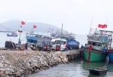 Quảng Bình lập biên bản với cảng cá có nhiều sai phạm