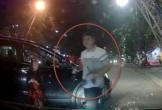 Clip chồng chặn taxi chở vợ ở Hà Tĩnh, dí dao vào cổ tài xế vì 'trả lời không đàng hoàng'