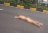 Tin mới nhất về cô gái ngoại quốc khỏa thân, nhảy từ cầu vượt gần sân bay Nội Bài