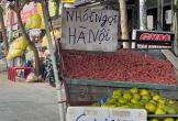 Giá cao gấp 8 lần, nhót Hà Nội đổ vào Nam