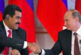 """""""Cấm cửa"""" hàng viện trợ Mỹ, Venezuela nhận các tấn thuốc của Nga"""