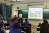 Học sinh THPT hào hứng tham gia trải nghiệm 'một ngày làm giáo viên'