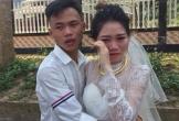 Em trai khóc như mưa trong ngày chị gái lên xe hoa về nhà chồng khiến bao người xúc động