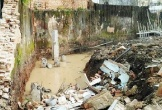 Nghệ An: Tường rào bất ngờ sập đổ lên người, bé gái 8 tuổi tử vong