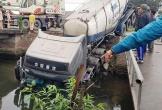 Bán rau bên đường, một phụ nữ bị xe chở bêtông đâm tử vong