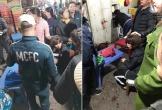 Điều tra nghi án nổ súng cướp tài sản tại chợ Long Biên