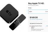 Apple TV đời cũ được đổi sang tên mới