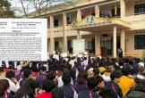 Gần 600 học sinh THPT bỏ học bất thường: UBND tỉnh Quảng Ninh ra công văn 'hỏa tốc'