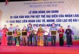 Quảng Bình đón bằng UNESCO vinh danh nghệ thuật Bài Chòi