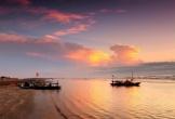 Ngắm hoàng hôn ở các điểm du lịch biển nổi tiếng của Nghệ An