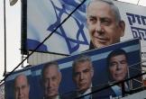 Israel bầu cử Quốc hội, cả Trung Đông hồi hộp chờ kết quả