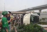 'Xe điên' đâm hàng loạt xe máy, nhiều người bị thương