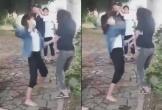 Hai nữ sinh lớp 10 Quảng Bình bị đánh hội đồng, tung clip lên Facebook