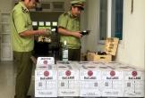 QLTT Quảng Bình thu giữ hàng trăm chai rượu ngoại nhập lậu
