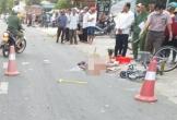 Học sinh lớp 4 bị xe ben tông tử vong