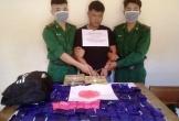 Quảng Bình: Bắt 1 đối tượng người Lào, thu giữ trên 24.000 viên ma túy tổng hợp