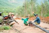 Vùng quê Quảng Kim hạnh phúc khi có nước sạch