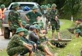 Tìm thấy 17 thi thể vụ sạt núi vùi lấp 22 cán bộ, chiến sĩ ở Quảng Trị