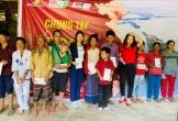 Golden City cùng với CLB Golf V36MR và Truyền hình Cáp Nghệ An tiếp sức bà con vùng lũ Quảng Bình
