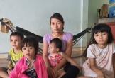 Cám cảnh người phụ nữ có chồng bị tai nạn, con gái bị bệnh tim bẩm sinh
