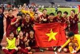 Đội tuyển nữ Việt Nam đứng trong top 5 châu Á trên BXH FIFA