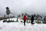Không khí lạnh tăng cường, Bắc Bộ có nơi dưới 0 độ C, khả năng xảy ra mưa tuyết