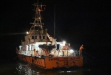 Tìm thấy 2 thi thể thuyền viên tàu cá Bến Tre bị nạn trên vùng biển Côn Đảo