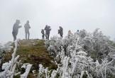 Đêm nay vùng núi cao phía Bắc khả năng có mưa tuyết