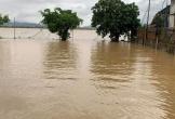 Mưa lớn gây ngập lụt chia cắt nhiều thôn, bản ở Quảng Bình