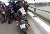 Nam thanh niên bỏ lại xe máy, gieo mình xuống sông Thu Bồn