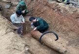 Phát hiện quả bom nặng 227kg trong khu vực dân cư tại Quảng Bình