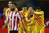 Messi lập cú đúp giúp Barca vô địch Copa del Rey