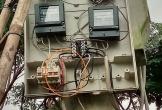Lưới điện tổn thất bất thường, lộ ra thủ phạm trộm điện liều lĩnh