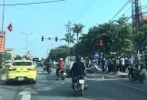 Quảng Bình: Xe ôtô tông chết người dừng đèn đỏ rồi bỏ trốn