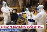 Nam sinh đi bê cỗ mắc Covid-19 ở Bắc Ninh: Nhiều người trách vì làm họ đi cách ly, bạn bè dè bỉu