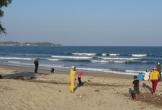 Tắm biển sớm, một học sinh lớp 11 bị đuối nước tại bãi biển Mỹ Khê