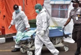 Indonesia ghi nhận số bác sĩ tử vong do COVID-19 kỷ lục