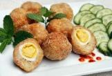 'Dụ' trẻ biếng ăn bằng món thịt bọc trứng cút chiên xù