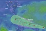 Áp thấp gây mưa lớn, nguy cơ xảy ra lũ quét, sạt lở đất tại các tỉnh miền Trung đêm nay
