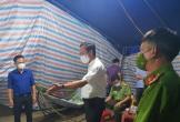 Quảng Bình: Bí thư huyện 'vi hành' kiểm tra các chốt kiểm dịch lúc 1 giờ sáng